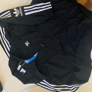 New Adidas jacket size XS
